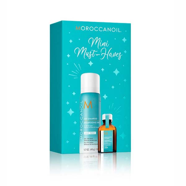 "Moroccanoil Мини набор ""Stocking Stuffer. Light"""